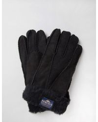 Penfield - Pennystone Sherling Gloves - Lyst