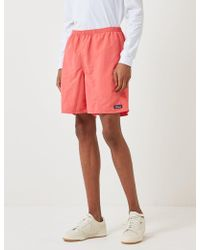 "Patagonia Baggies Longs Shorts (7"") - Red"