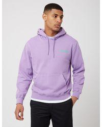 Stan Ray Stan Og Hooded Sweatshirt - Purple