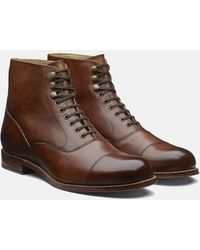 Grenson Leander Boot - Brown