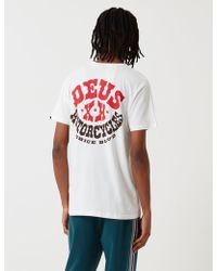 Deus Ex Machina - Big Toe T-shirt - Lyst