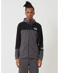 7d6ae1f4e Light Full Zip Hooded Sweatshirt - Gray