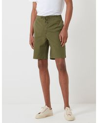 Barbour Bay Ripstop Shorts - Green