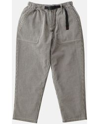 Gramicci Sucker Loose Tapered Trousers - White