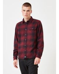 Dickies - Ivyland Checked Shirt - Lyst