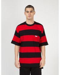 Calvin Klein Calvin Klein Relaxed Block Stripe T-shirt - Black