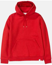 Norse Projects - Vagn Classic Hooded Sweatshirt - Lyst
