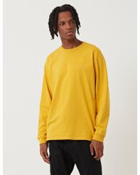 Carhartt - Chase Long Sleeve T-shirt - Lyst