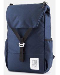 Topo Y-pack Rucksack - Blue