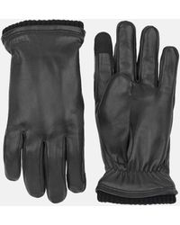 Hestra John Gloves (hairsheep Leather) - Black