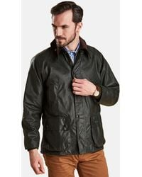 Barbour - Waxed Bedale Jacket - Lyst