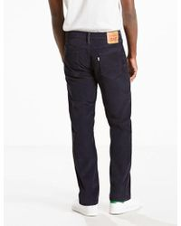 Levi's - 514 Cord Jeans (straight) - Lyst