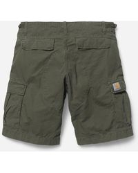 Carhartt Aviation Cargo Shorts - Green