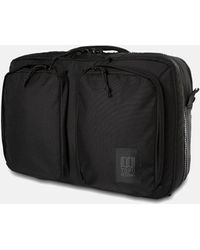 Topo Designs Global Briefcase (3-day Travel Bag) - Black