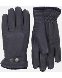 Hestra Utsjo Sport Gloves (leather) - Blue