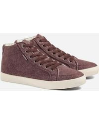 Pointer - Womens Soma Felt Trainers - Lyst
