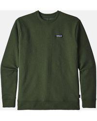 Patagonia - P-6 Label Uprisal Crew Sweatshirt - Lyst