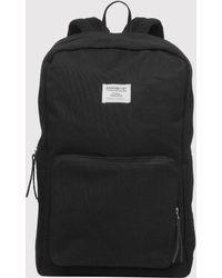 Sandqvist Kim Ground Backpack - Black