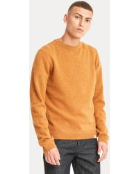 Norse Projects - Sigfred Knit Sweatshirt (lambswool) - Lyst