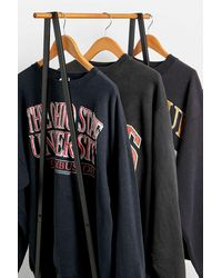 Urban Renewal - Vintage Black Pro Sports Sweatshirt - Lyst