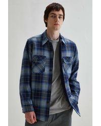 Pendleton Cpo Shirt Jacket - Blue