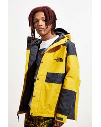 The North Face '94 Rage Waterproof Synthetic Jacket - Yellow