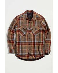Pendleton Cpo Shirt Jacket - Brown