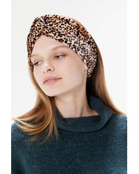 Urban Outfitters Printed Ear Warmer Headwrap - Multicolour