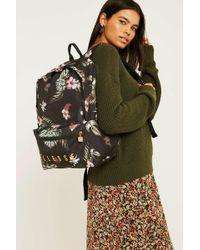 Ellesse Rosbal Floral Backpack - Green
