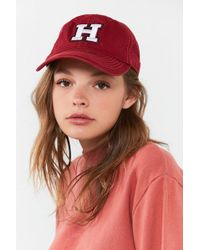 Urban Outfitters - Harvard Crew Baseball Hat - Lyst
