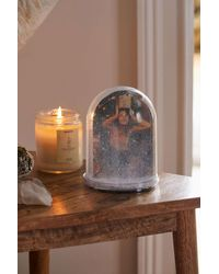 Urban Outfitters Large Snow Globe Picture Frame - Multicolor