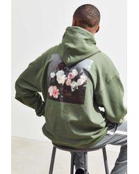 Urban Outfitters New Order Hoodie Sweatshirt - Green