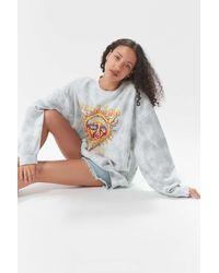 Urban Outfitters Sublime Tie-dye Crew Neck Sweatshirt - Multicolor