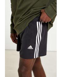 adidas 3-stripe Clx Short - Black