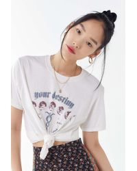 Urban Outfitters - Know Your Destiny Tee - Lyst