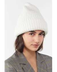 Urban Outfitters - Wool Tall Fisherman Beanie - Lyst e2289710913d