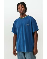 iets frans... Blue Tipped T-shirt