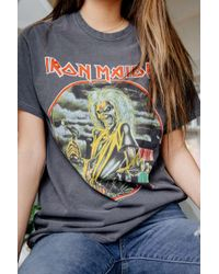 154458a0 Urban Outfitters - Iron Maiden Killers Tee - Lyst