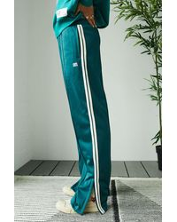 Russell Athletic Uo Exclusive Forest Green Track Trousers