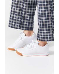 Reebok Reebok Princess Gum-sole Sneaker - White