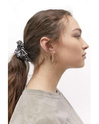 Urban Outfitters Paisley Scrunchie Set - Red