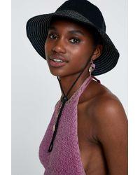 b8e859e66 Uo Femme Bucket Hat - Womens All - Black