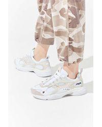 Urban Outfitters x FILA Fila Boveasorus Sneaker - White