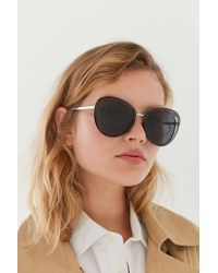 Urban Outfitters - Brandy Oversized Sunglasses - Lyst