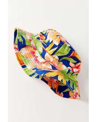 Urban Renewal Vintage Tropical Bucket Hat - Multicolor