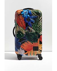 Herschel Supply Co. Trade Medium Hard Shell Luggage - Multicolour