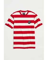 Loser Machine 99 To Life Tee - Red