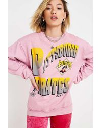 15ab36e3 Urban Outfitters Uo Kyoto Champions Rose Overdyed Sweatshirt ...