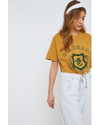 Urban Outfitters - Uo Colorado Overdyed T-shirt - Lyst