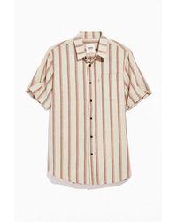 Katin Isle Stripe Button-down Shirt - Natural